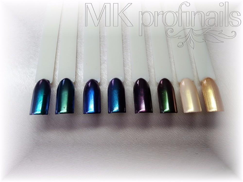 Chameleon Mirror Blue/Green/Purple