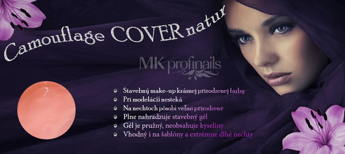 Camouflage COVER Natur UV/LED