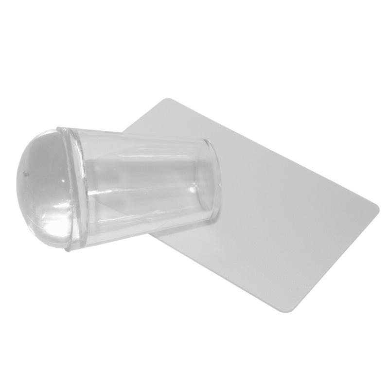 Razítko clear jelly číre 3,8 cm vysoká hubička