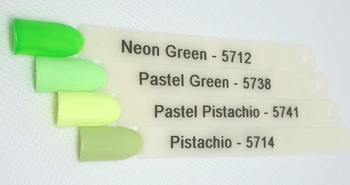 Hybrid Gelpolish Neon Pistachio