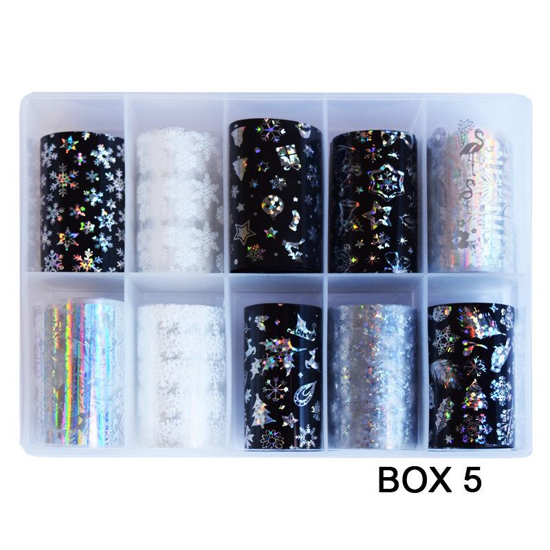 Fólie Box 5