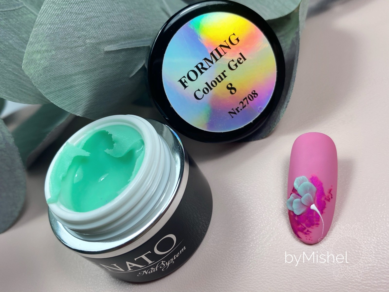 FORMING Colour Gel 8