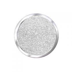 Silver White Glitter 0,8 mm