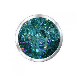 Hologram Round Turquioise