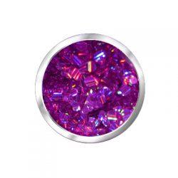 Hologram Round Light Purple