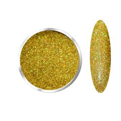 Laser Holographic Gold